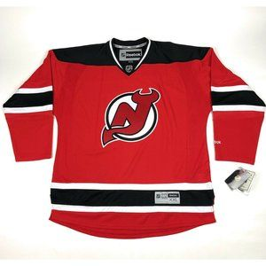 New Jersey Devils Reebok NHL Hockey Jersey
